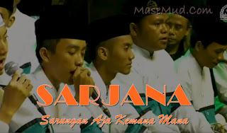 Lirik Sarjana (Sarungan Aja Kemana Mana) Syubbanul Muslimin