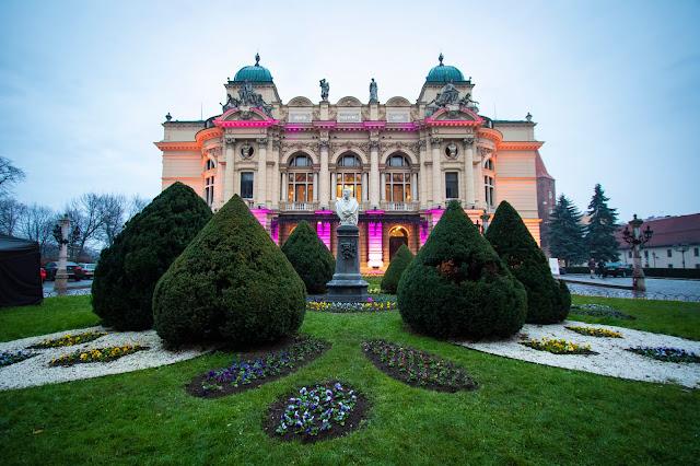 Teatro Juliusza Słowackiego-Cracovia