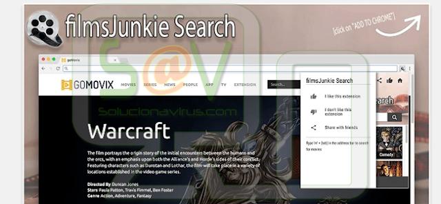 FilmsJunkie Search (Extensión)