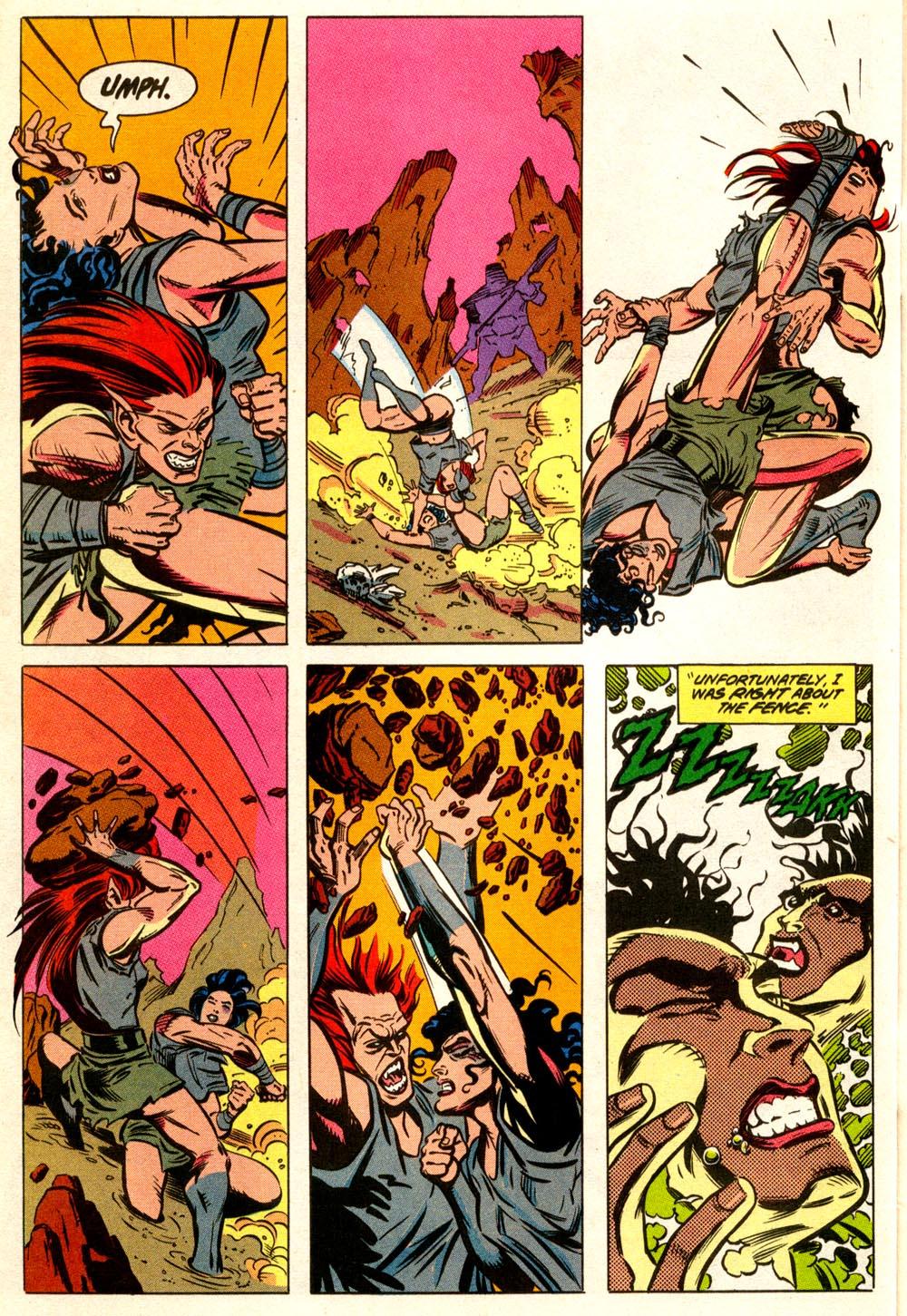 Read online Wonder Woman (1987) comic -  Issue #67 - 20