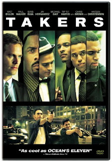 Takers 2010 Dual Audio Download 720p UNCUT BluRay