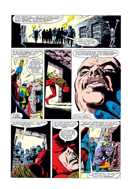 Daredevil (1964) 221 Page 14