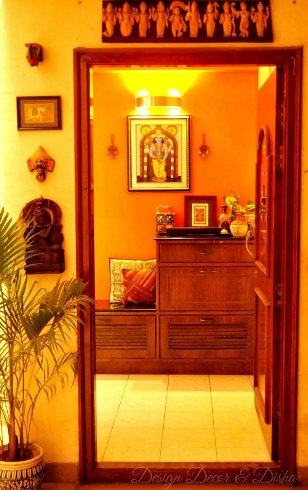 Home Interior Entrance Design Ideas: An Indian Design & Decor Blog: Home