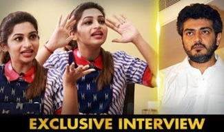 Will ask Ajith on why he is not participating in any movie promotions | Actress Nakshatra Interview