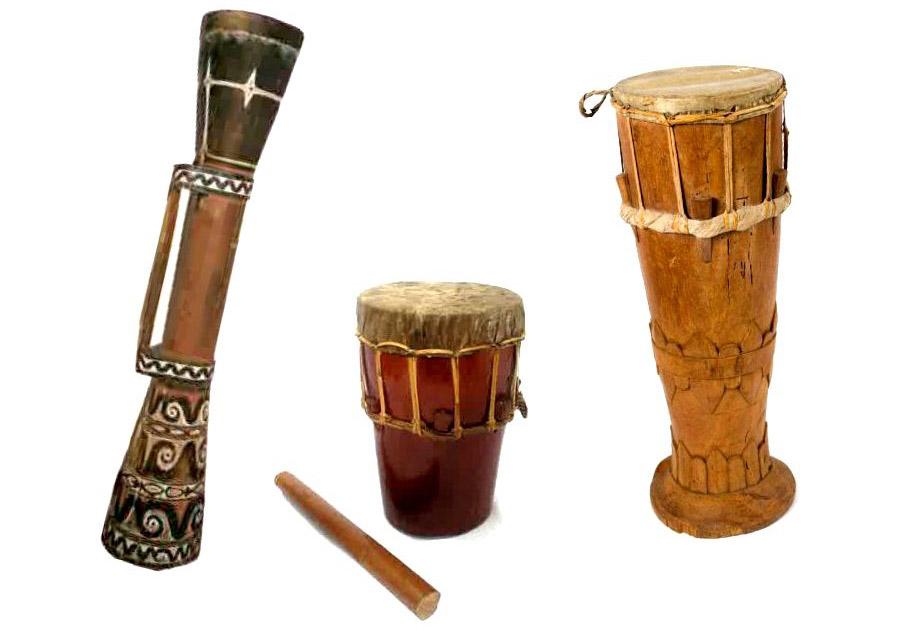 Tifa, Alat Musik Tradisional Dari Papua
