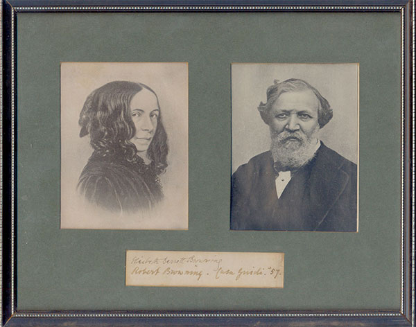 Great Love Stories № 21 | Robert Browning & Elizabeth Barrett