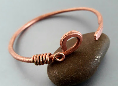 Copper Braclets/Bangles, Copper Jewelry