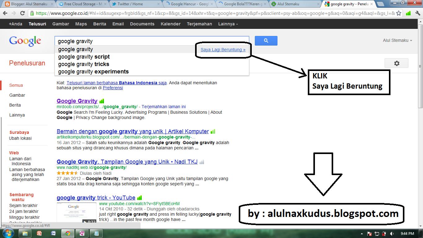 Tampilan Google Bisa Hancur Berantakan
