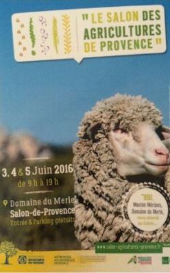 Salon des agricultures de provence onvasortir marseille for Place gratuite salon de l agriculture