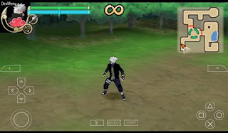 Download Texture Naruto Impact: Kakashi [Akatsuki] for PSP Android