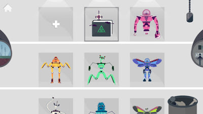Download Free The Robot Factory by Tinybop iOS iTunes App Store