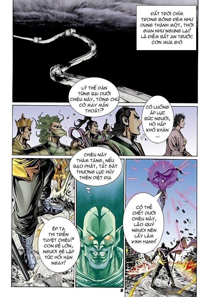 Đại Đường Uy Long chapter 65 trang 8