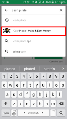 Cash Pirate