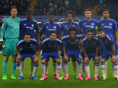 Squad List Chelsea 2015-2016
