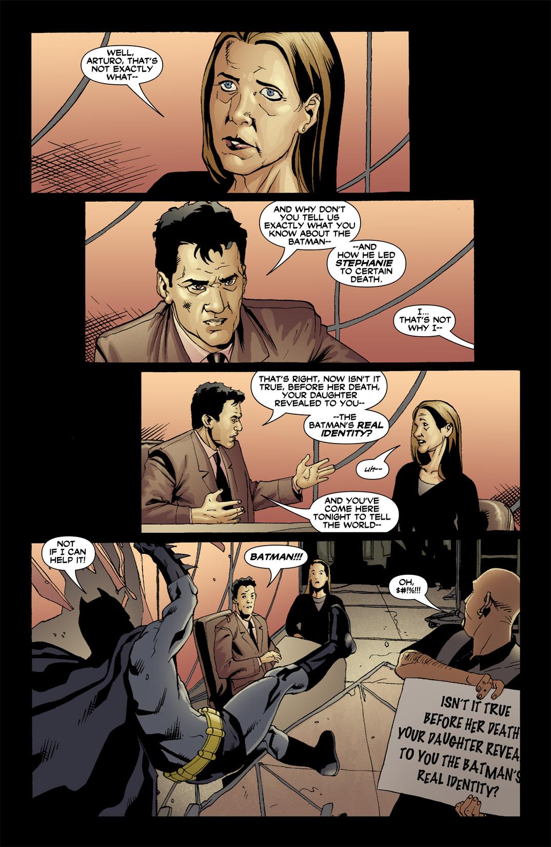 Detective Comics (1937) 810 Page 13