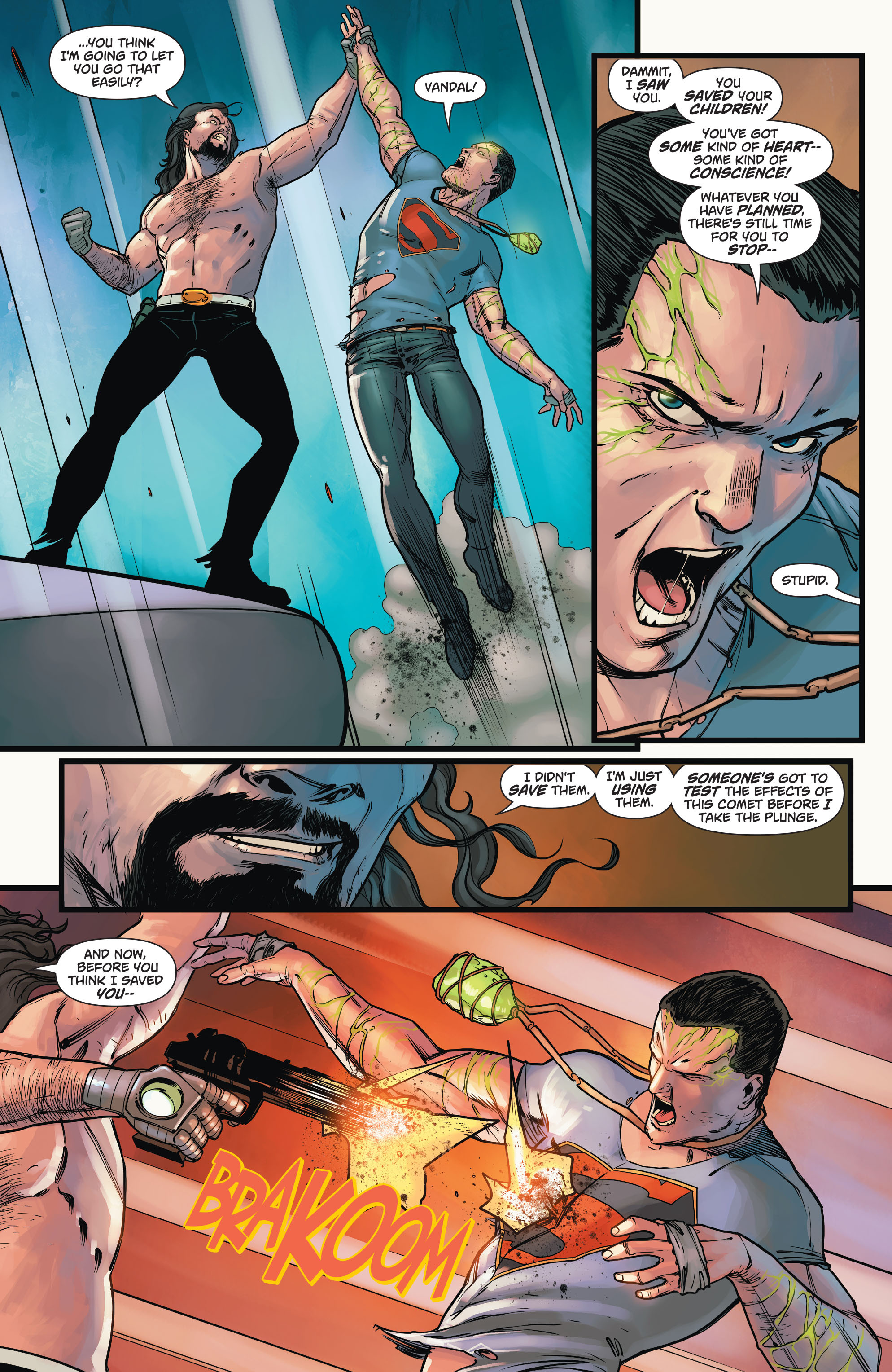 Read online Action Comics (2011) comic -  Issue #50 - 31