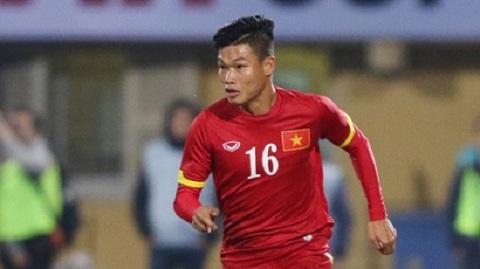 Đông Triều thi đấu trong màu áo U23