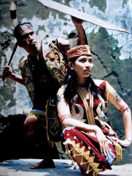 Mengenal Lebih Dekat Suku Dayak Ngaju