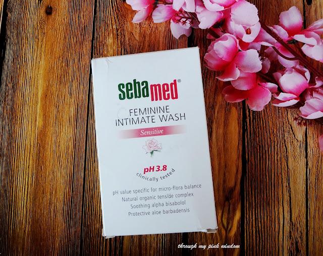 Review of Sebamed Feminine Intimate wash (Sensitive)