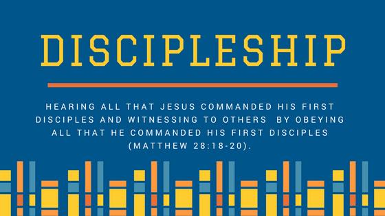 NEW TESTAMENT SCHOOL OF DISCIPLESHIP: October 2017