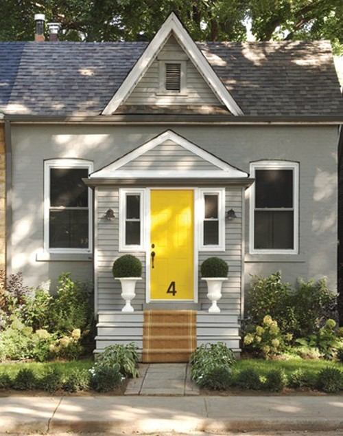 Design dump exterior color choices - Door colors for gray house ...