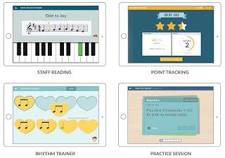 sample app lessons