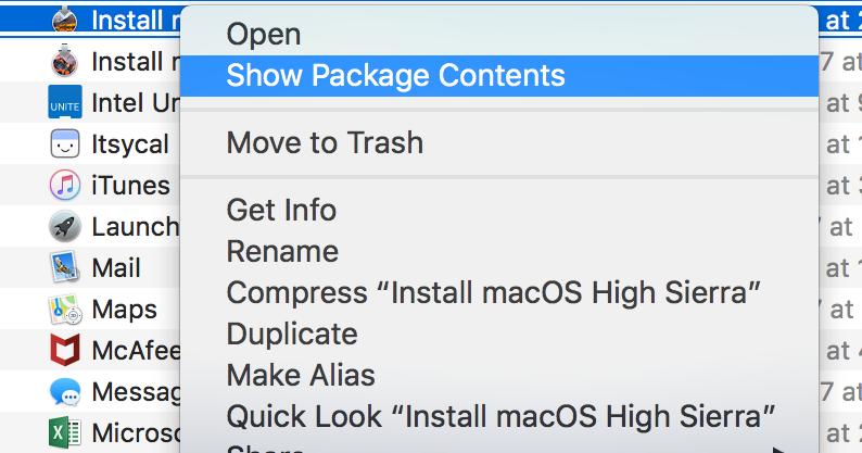 Treat yo self to a nice macOS High Sierra icon | MOD TITAN