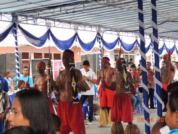 Cakalele, Seni Tarian Perang Khas Negeri Tihulale