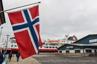 Kirkenes 挪威 郵輪碼頭