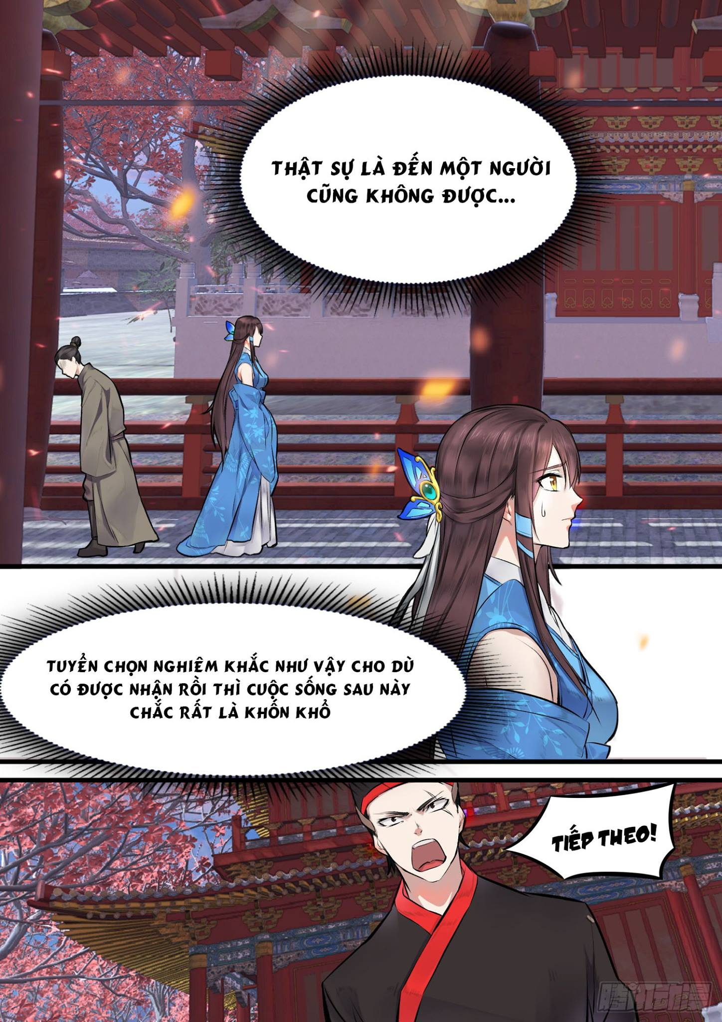 Tiên Giới Hưu Phu Chỉ Nam - Chap 4
