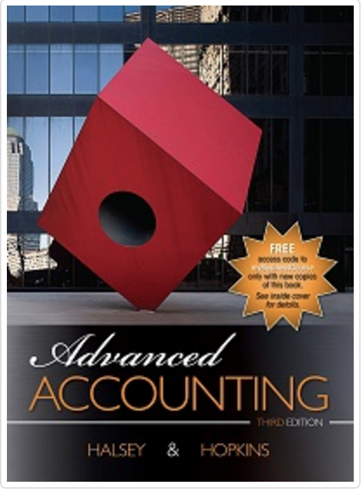 Solutions For Advanced Accounting  3rd E By Halsey And