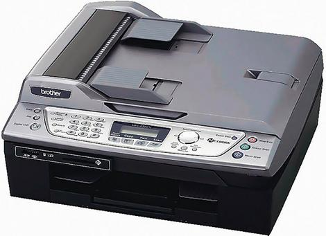 Brother hl-2140 laser printer