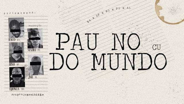 """Baco Exu do Blues lança a musica """"Sujismundo"""" com partipação de  Bino & Djonga [Prod. Mazili & Jnr Beats]"""