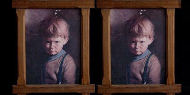 Lukisan Misterius yang Menebar Kutukan Mengerikan di Inggris
