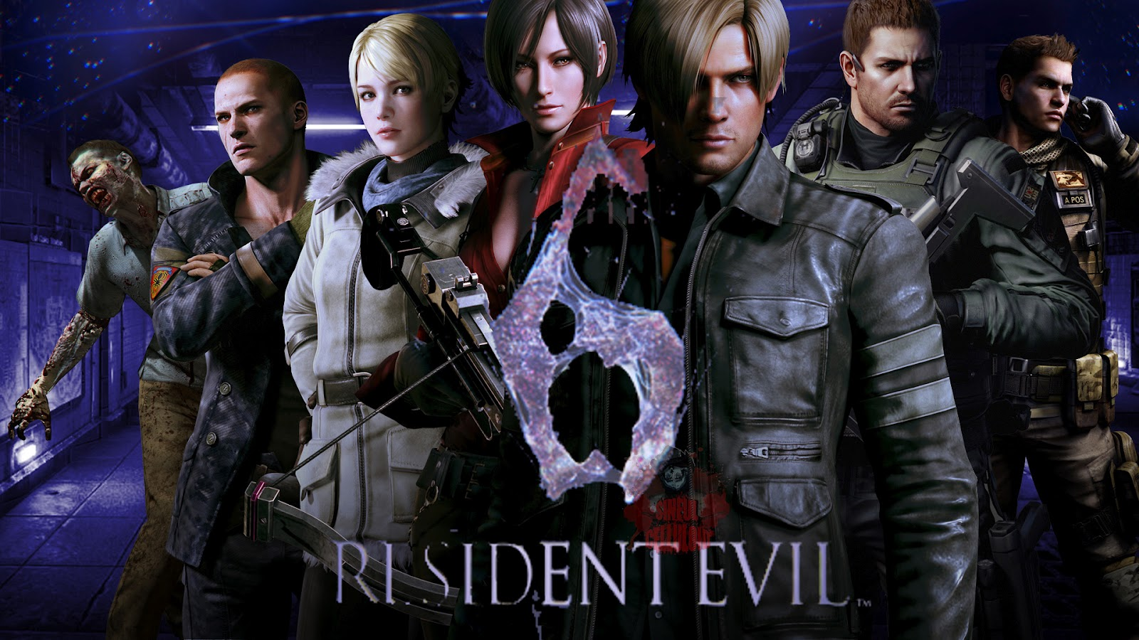Resident Evil 6: Download Game Resident Evil 6 RELOADED Torrent File