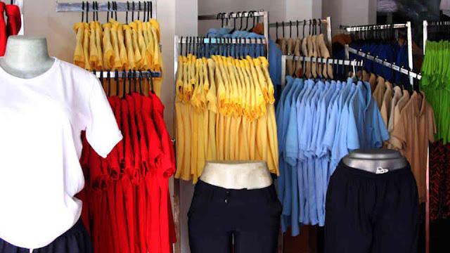 Renovar el uniforme de bachillerato requiere al menos 15 salarios mínimos