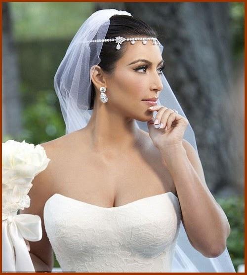 Kim Kardashian Wedding Gift: Celebrity Modeling: Kim Kardashian's Wedding Gowns Dress