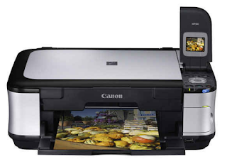 Canon PIXMA MP560 printer and software