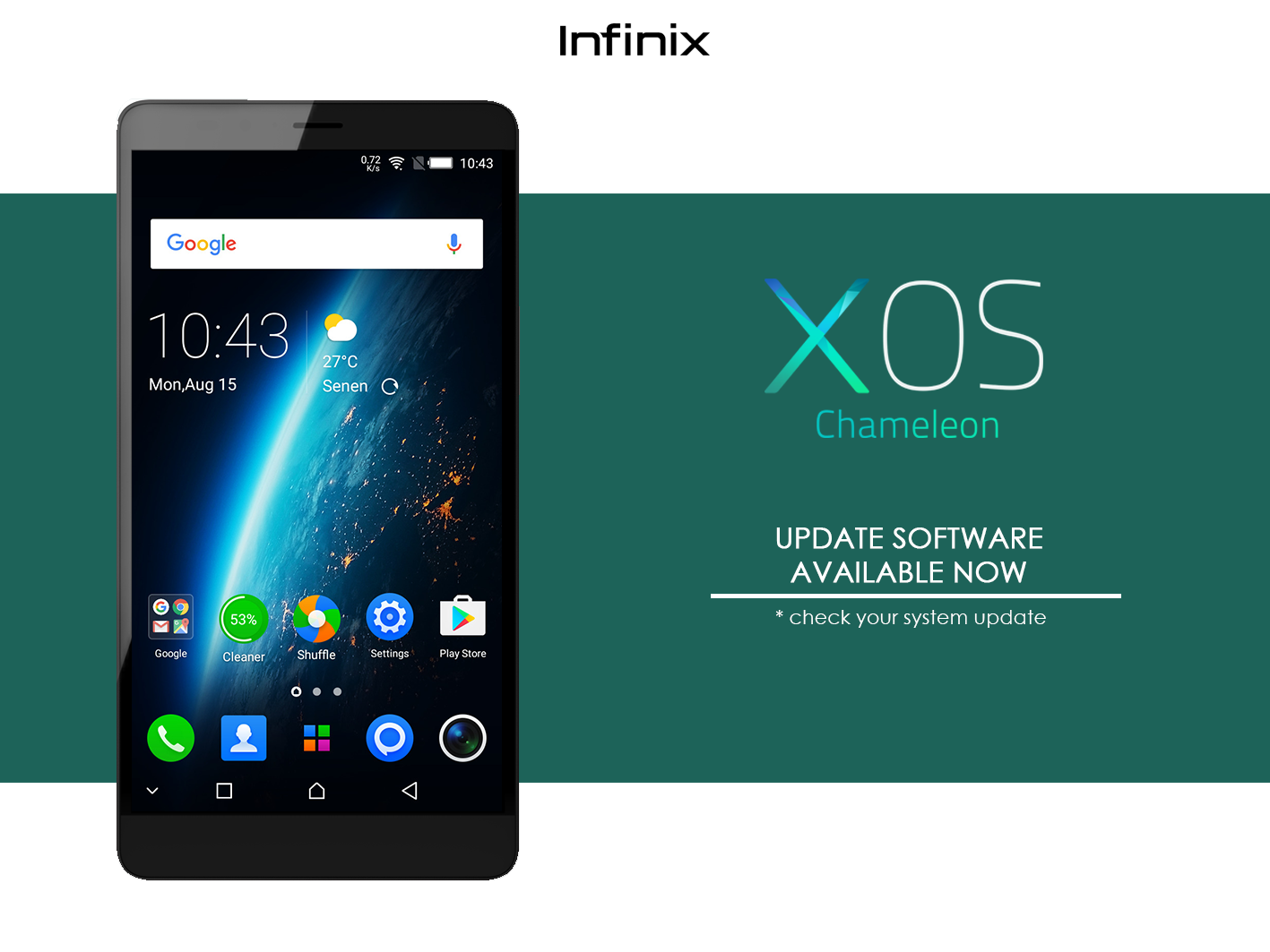 How to Upgrade Your Infinix Note 2 & Hot 2 LTE To XOS