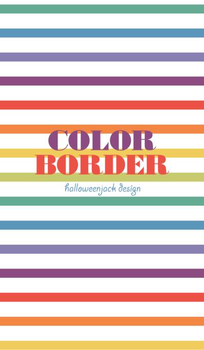 Color Border #06