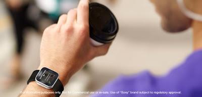 Relógio SmartWatch da Sony para ter informações do seu Android no pulso 2