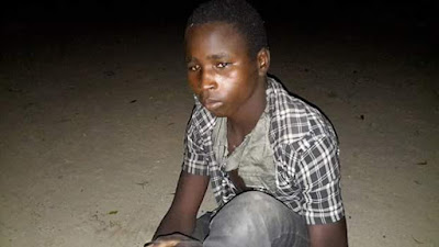 CJTF Nabs another Boko Haram bomber boy in Bornu State