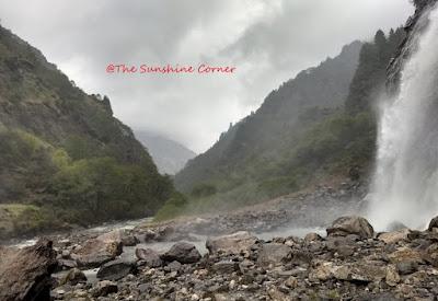 Jung Falls, Madhur Falls, Nuranang Falls
