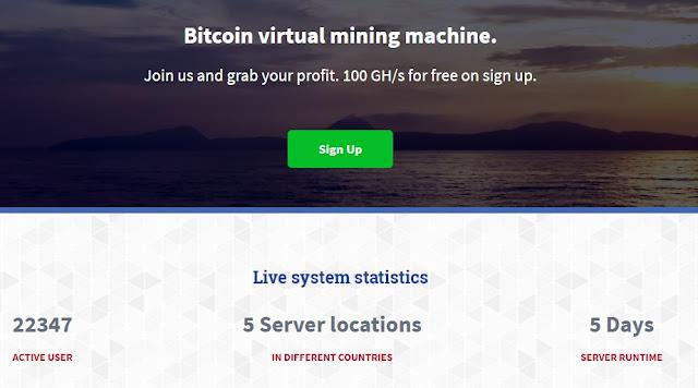 Đào Bitcoin miễn phí với azure mining