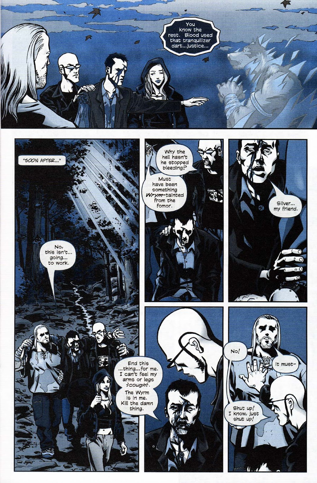 Read online Werewolf the Apocalypse comic -  Issue # Get of Fenris - 41