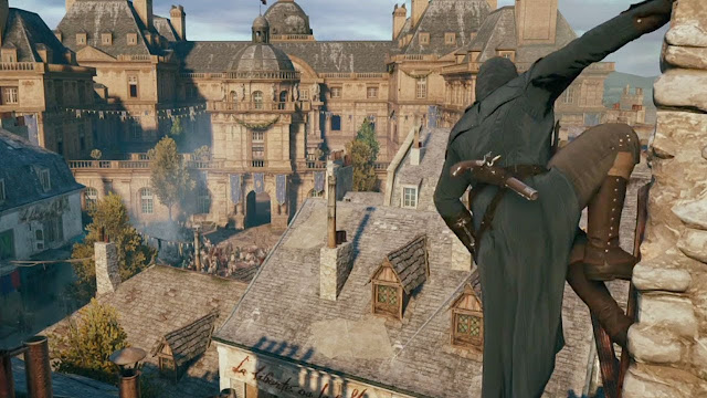 Assassin's Creed Unity Highly Compressed