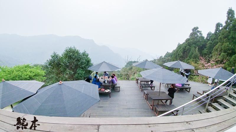 三峽櫻花季|臺灣農林熊空茶園|遊客中心觀景平臺 | Trip-Life旅攝生活(熊本一家)