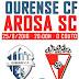 🏃 Fútbol: Ourense CF - Arosa SC por TVG2 | 25ago