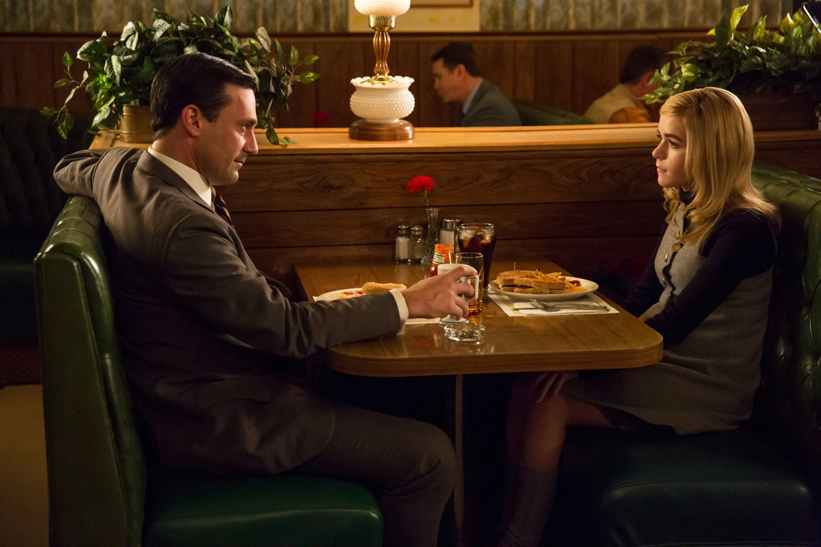 Mad Men - Season 7 Episode 2: A Day's Work