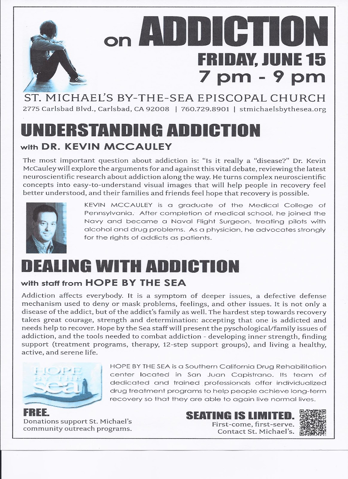 all things mental  free lecture on understanding addiction